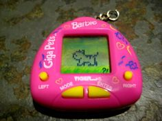 giga pet..i think mine looked slightly different, but they were fun to have. Don't forget to clean up after them, they're not happy if you forget! lol.