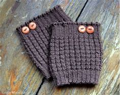 Image result for Knitted Cuffs Pattern-Free