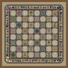 rosewood manor cross stitch - Google Search