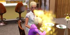 Fire breathing Grandma sim?!?  sims gone wrong | Featured Image for Sims gone wrong
