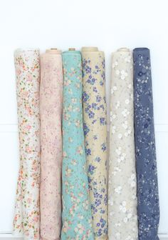 Little letter fabric from nani IRO ONLINE STORE