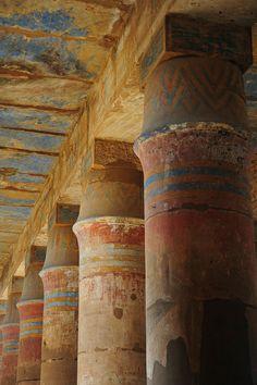Festival Hall of Tuthmosis' Jubilee Temple | Flickr: Intercambio de fotos