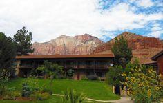 Riverside Grandview Suite | Cliffrose Lodge & Gardens - Zion National Park Lodging