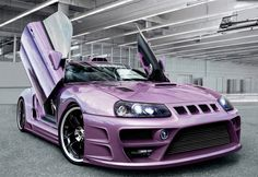 custom made Toyota supra #modified_cars. My color with the doors & it's a Toyota!