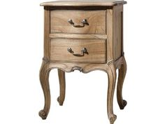 Weathered Bedside Cabinet