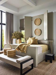 intriguing bed ~ Nancy Braithwaite design