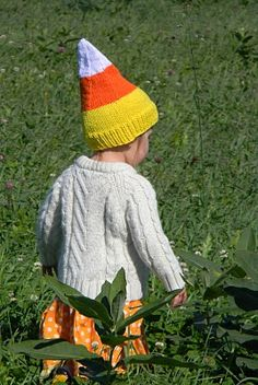Candy Corn Hat!