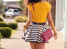 So cute. but not a long enough skirt! :(