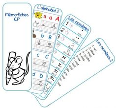 Classroom essential cards: alphabet, numbers, etc. Teaching French Immersion, French Kids, French Education, Home Schooling, Learn French, School Classroom, Primary School, How To Memorize Things, Learning