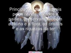 Anjos & Arcanjos: HIERARQUIA ANGELICAL