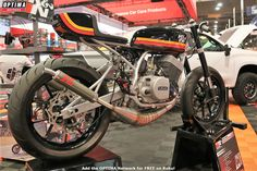 Check out another massive gallery of photos from the 2018 SEMA Show in Las Vegas Las Vegas Shows, Racing Motorcycles, Street Bikes, Show Photos, Drag Racing, Yamaha, Album, Beauty, Motorbikes