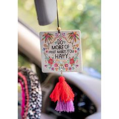 Clay Crafts, Diy And Crafts, Hand Crafts, Creative Crafts, Cute Car Accessories, Car Air Freshener, Faux Succulents, Cute Cars, Natural Life