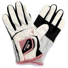 US Kids Golf US Kids Girls Good Grip Glove Durable leather and synthetic golf glove with stretch side panels. It has a unique knuckle arrow and palm pad to help kids learn the proper grip. Keep in mind that the left glove is used by right-hand http://www.MightGet.com/january-2017-11/us-kids-golf-us-kids-girls-good-grip-glove.asp