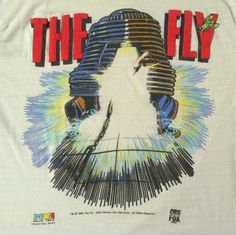 vintage The Fly tshirt