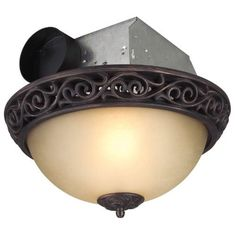 Shop For The Craftmade Oil Rubbed Bronze 70 CFM Ventilation Fan / Light  Combination From The Ventilation Collection And Save.