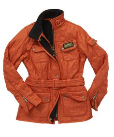 Barbour ladies international trials polarquilt jacket black