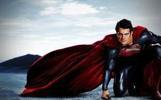 Henry Cavill Superman 2013