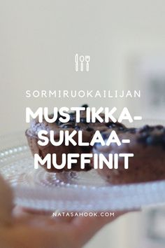 100€/kk smoothieisiin! – Helpot sormiruokailijan suklaa-mustikkamuffinit | Natasa Höök - So Simple Loving Your Body, Overnight Oats, Eating Well, Baby Food Recipes, Smoothies, Baking, Healthy, Breakfast, Sweet