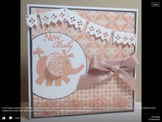 Tattered Lace Dies: New Baby by Brenda Tattered Lace Cards, Penny Black Stamps, New Baby Cards, Baby Shower Cards, Create And Craft, Heartfelt Creations, Baby Crafts, Kids Cards, Handmade Baby