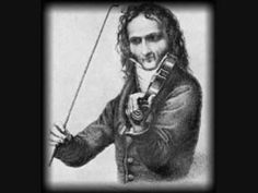 Niccolo Paganini - Variations on One String - YouTube