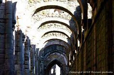 Arches fountains abbey