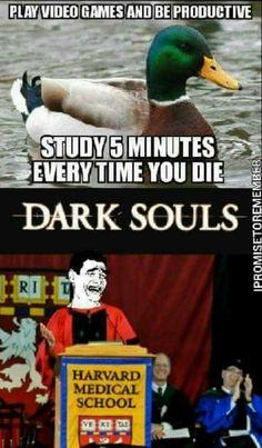 Video games - dark souls - video game memes, pokémon go - cheezburger Gamer Humor, Funny Gaming Memes, Funny Shit, Hilarious, Funny Stuff, Video Games Funny, Funny Games, Video Game Logic, Memes Estúpidos