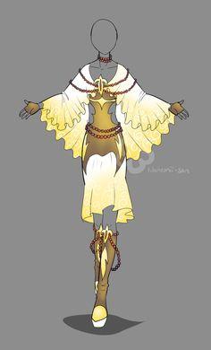Mighty Fantasy Design - sold by Nahemii-san on deviantART