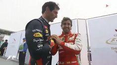 Webber - Alonso - #f1
