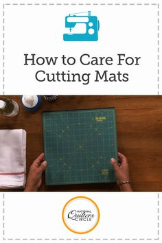 Quilters Cutting Mat | NQC Video
