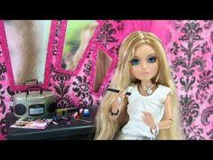 getlinkyoutube.com-How to Make Doll Health and Beauty Items