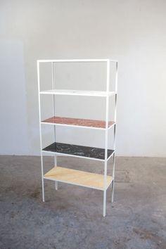 rack + marble | Muller Van Severen