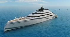 Oceanco unveil their latest #superyacht concept at the Dubai International Boat Show... check out the footage below... what do you think? Our experts at Marine Hydraulic Solutions work with #superyachts built by the likes of Oceanco, Lürssen, Feadship, Vitters Shipyard... and many many more! #WeKnowYourHydraulics www.marinehydraulicsolutions.com sales@marinehydraulicsolutions.com