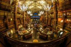 Animal Kingdom Lodge by Hamilton Pytluk, via 500px