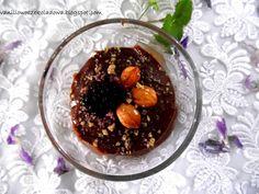 Słodko i wytrawnie. : Wegański krem czekoladowy z kaszy jaglanej (gluten...