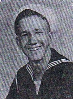 Marty Robbins in the navy