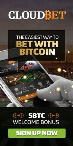 .Cloudbet - buff.ly/2nLRzgv Bitcoin casino and sportsbook. Make money.  #bitcoin #livesportsbetting  #liveblackjack  #liveroulette
