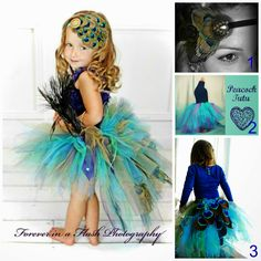Oh my sweet cuteness! Can& wait for next Halloween! Baby Peacock Costume, Peacock Halloween Costume, Handmade Halloween Costumes, Unicorn Halloween, Toddler Girl Halloween, Toddler Halloween Costumes, Cute Costumes, Baby Costumes, Carnival Dress