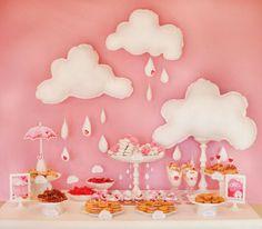 festa infantil nuvem - Pesquisa Google