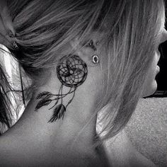 dream catcher tattoo | Tumblr