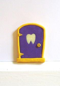 Tooth Fairy Door - puerta ratón pérez