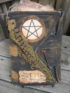 not a wiccan but i feel there is a little witch in me for sure lol! i would love this to be my journal!