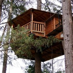 Out'n'About Treehouse Treesort, Oregon