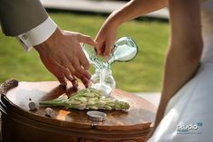 The Salt Covenant represents healing seasoning and preservation in marriage. The couple saves the salt container, and a pinch is used in each anniversary meal as a symbol of seasoning and preservation of the marriage.