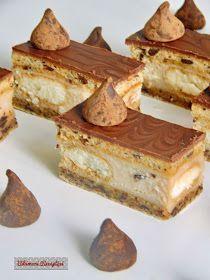 Barátnőm nagy kedvence a kakaós trüffel. Ezért gondoltam egyet és belevarázsoltam neki a trüffeleket egy finom süteménybe. Így születe...
