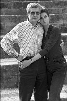 Claude Lelouch & Alessandra Martines, fotografati da Chiara Samugheo. Celebrity Pictures, Cinema, Beautiful Women, Woman, Celebrities, People, Movies, Celebs, Beauty Women