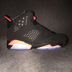 Women Air Jordan 6 Retro Sneakers AAAA 247 4230c67a0