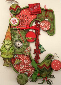 Printer tray - Gnomes Blog Hop Cathy Gray