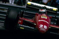 Gerhard Berger (Monaco 1988)
