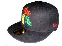 3b1b8fdc4bd Chicago White Sox New era 59fifty hat (12)