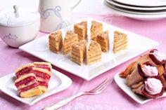 Luxusní mini zákusky: Sweet Recipes, Minis, Waffles, French Toast, Cooking, Breakfast, Cake, Desserts, Food